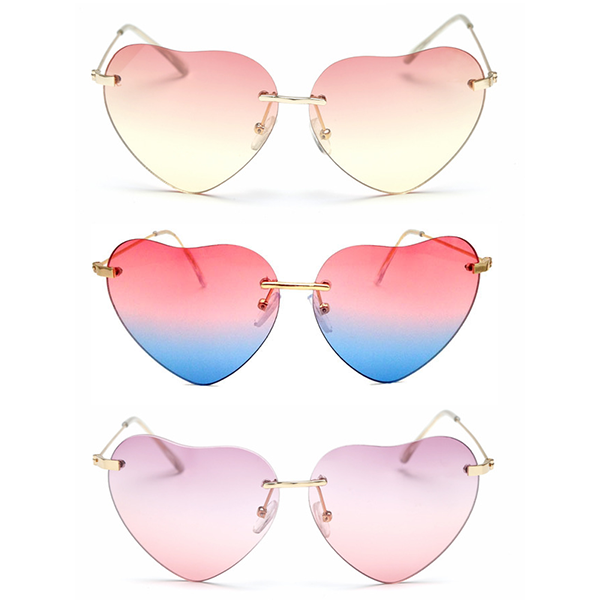 Suiza Heart Sunglasses - Awesome World - Online Store  - 1