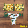 Two Sides Reversible Pineapple Bikini - 5 styles - Awesome World - Online Store  - 3