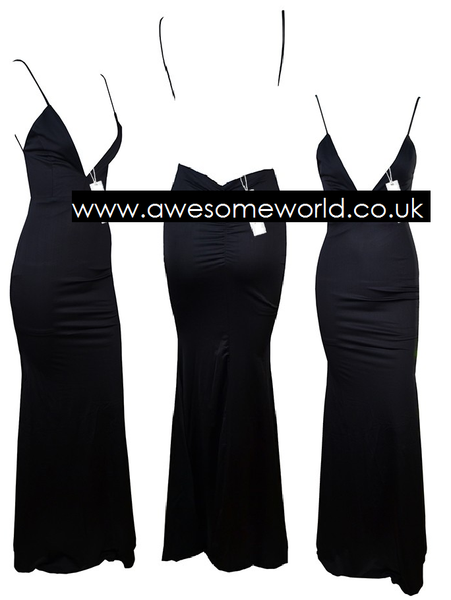 All Eyes on You Black Dress - Awesome World - Online Store  - 4
