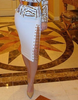 Gianni Gold Chains Skirt - white or black - Awesome World - Online Store  - 4