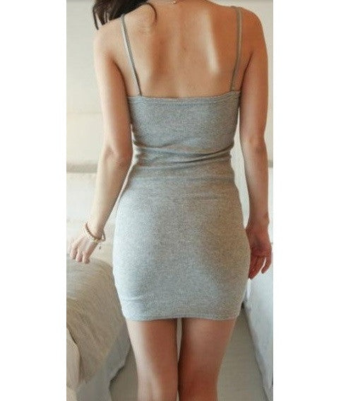 Kim Kylie Simple Dress - 4 Colors - Awesome World - Online Store  - 9