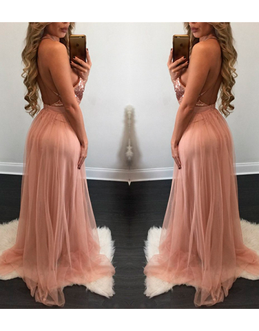 Provocateur Maxi Dress