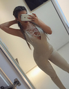 Lace up Khaki Jumpsuit - Awesome World - Online Store  - 2