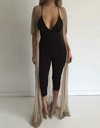 Soft Backless Jumpsuit - Awesome World - Online Store  - 2