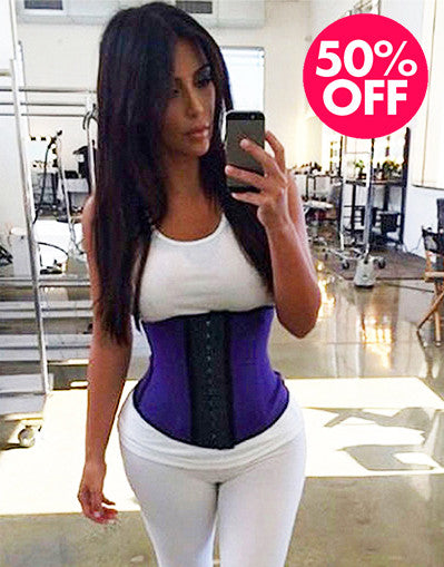 Slim Waist Trainer Belt - Awesome World - Online Store  - 1