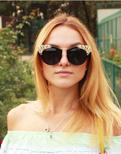 Diamond Luxury Sunglasses - Awesome World - Online Store  - 1