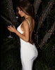 All Eyes on You White Dress - Awesome World - Online Store  - 4