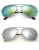 Mirrored Aviators Sunglasses - 7 Colors - Awesome World - Online Store  - 4