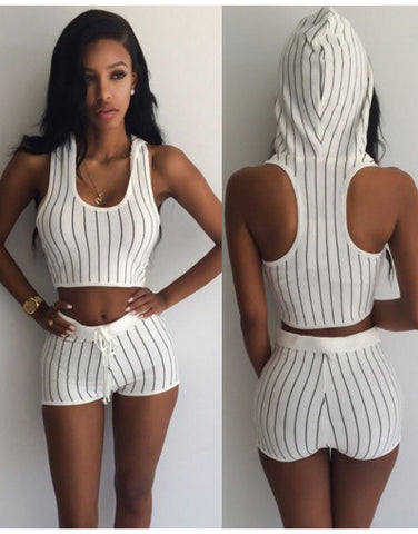 2 Piece Sport Suit - 2 Colors