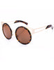 Round Trendy Cat Eye Sunglasses - 6 Colors - Awesome World - Online Store  - 3