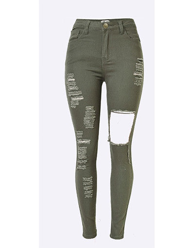 Illume Ripped Pants - Awesome World - Online Store  - 2