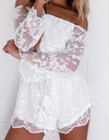 Lace Sleeveless Jumpsuit - Awesome World - Online Store  - 1