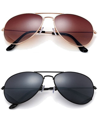 Mirrored Aviators Sunglasses - 7 Colors - Awesome World - Online Store  - 5
