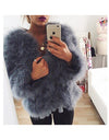 Glam Fur Coat - 10 colors - Awesome World - Online Store  - 1