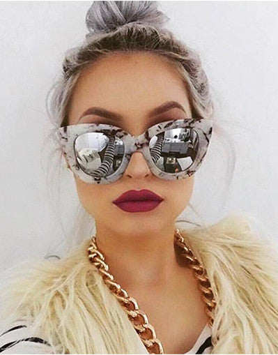 Vogue Round Sunglasses - 9 Colors - Awesome World - Online Store  - 1