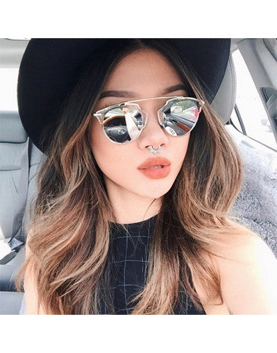Fashion Vintage Sunglasses - 9 Colors - Awesome World - Online Store  - 21
