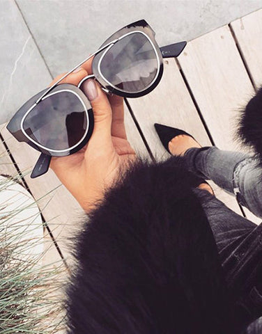 Fashion Vintage Style Sunglasses