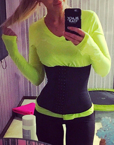 Slim Waist Trainer Belt - Awesome World - Online Store  - 2