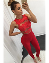 Lace top Jumpsuit - Awesome World - Online Store  - 1