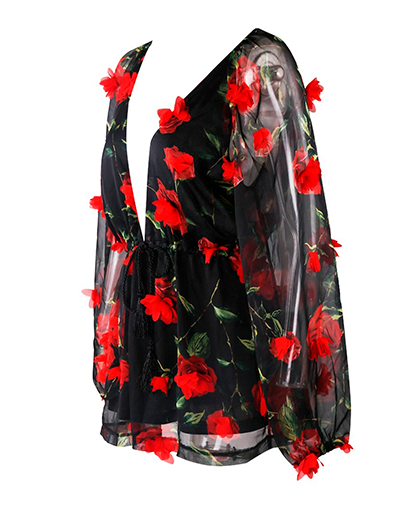 Roses Jumpsuit - Awesome World - Online Store  - 2