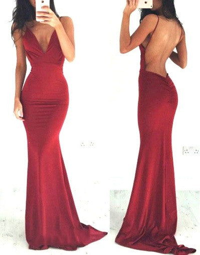 All Eyes on You Red Dress - Awesome World - Online Store  - 2