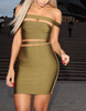 Kylie Bandage Dress - 5 colors - Awesome World - Online Store  - 4