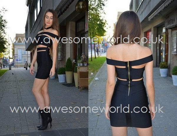 Kylie Bandage Dress - 5 colors - Awesome World - Online Store  - 13