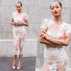 Celebrity White Lace Set - Awesome World - Online Store  - 7