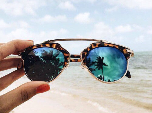 Fashion Vintage Sunglasses - 9 Colors - Awesome World - Online Store  - 23