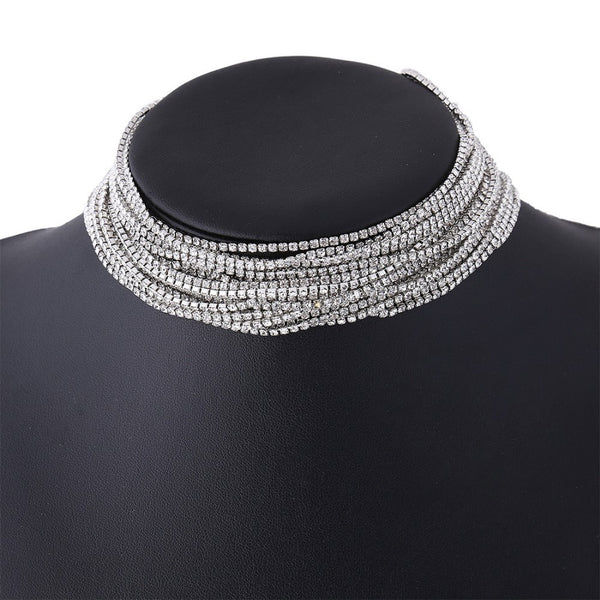 Kardash Choker - Gold or Silver - Awesome World - Online Store  - 3