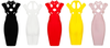 Bandage Cut Out Strappy Dress - 5 colors - Awesome World - Online Store  - 5