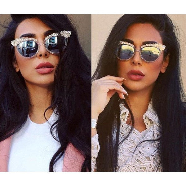 Trendy Vintage Cat Eye Sunglasses - 6 Colors - Awesome World - Online Store  - 10