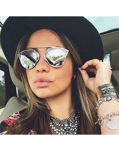 Fashion Vintage Sunglasses - 9 Colors - Awesome World - Online Store  - 30