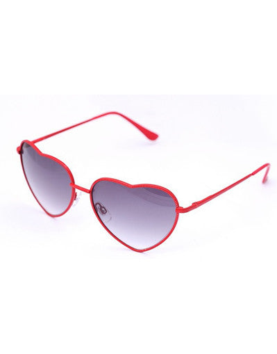 Heart Sunglasses - 2 Colors - Awesome World - Online Store  - 3
