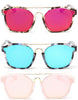 Acetate Trendy Sunglasses - 7 Colors - Awesome World - Online Store  - 3