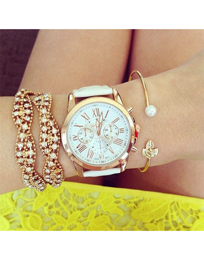Blogger Fashion Watch - 4 Colors - Awesome World - Online Store  - 2