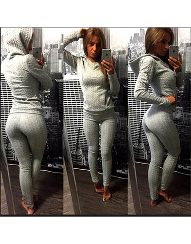 Fashion Casual Tracksuit - 5 Colors