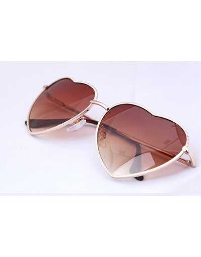 Heart Sunglasses - 2 Colors - Awesome World - Online Store  - 2