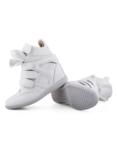 Wedge Sneakers - white models - Awesome World - Online Store  - 1