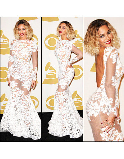 Beyoncé Lace Dress - Custom Order - Awesome World - Online Store