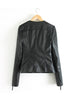 Leather Stylish Jacket - Awesome World - Online Store  - 2