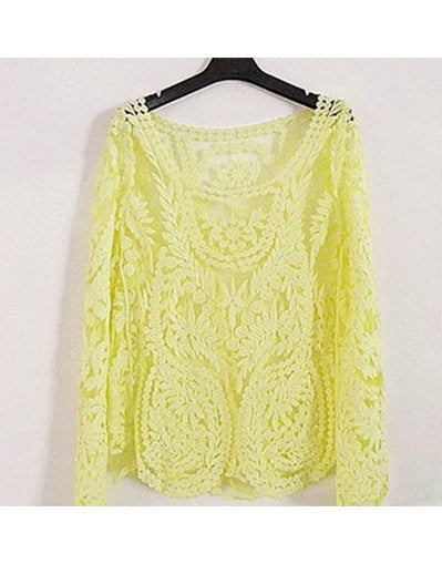 Lace Long Sleeve - Many Colours - Awesome World - Online Store  - 7