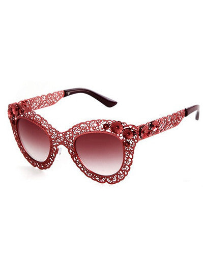 Amber Celeb Luxury Sunglasses - 4 Colors - Awesome World - Online Store  - 4