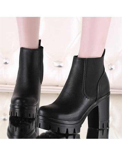 Blogger Boots - 3 Colors - Awesome World - Online Store  - 2