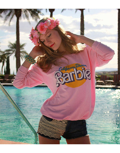 California Dream Barbie Sweater - Awesome World - Online Store  - 2