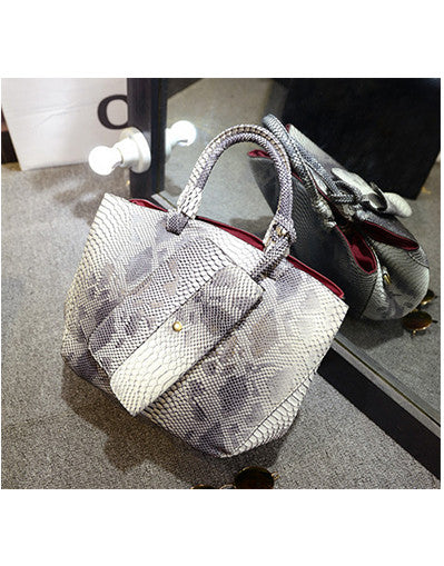 Crocodile Style Bag - Awesome World - Online Store  - 1