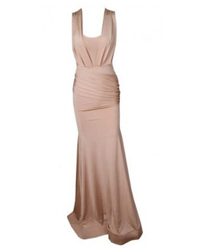 The one - Slinky Nude Gown - Awesome World - Online Store  - 3