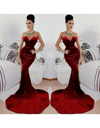 Jessica Rabbit Style Dress - Awesome World - Online Store  - 1