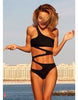 Cut Out Black Swimsuit - Awesome World - Online Store