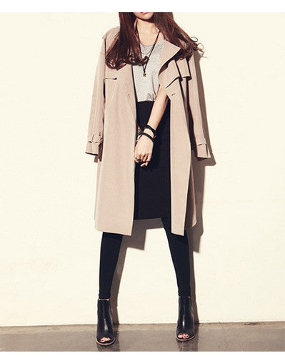 British Trench Coat - Awesome World - Online Store  - 2